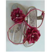 Sandália pink - 30 - Pampili