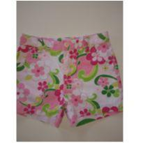Short estampado - 6 anos - Gymboree