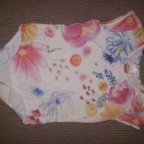 Body Florido - 8 anos - Marisol