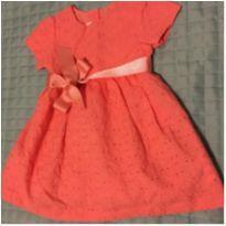 Vestido Chicco - 1 ano - Chicco