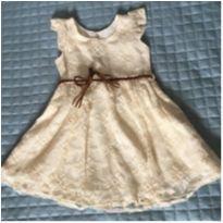 Vestido Milon - 2 anos - Milon