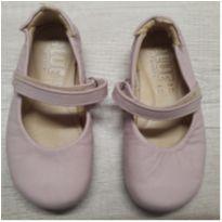 Sapatilha de couro rosa claro - 25 - Blue