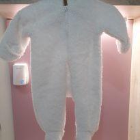 Macacão ursinho de pelúcia - 3 meses - Carter`s