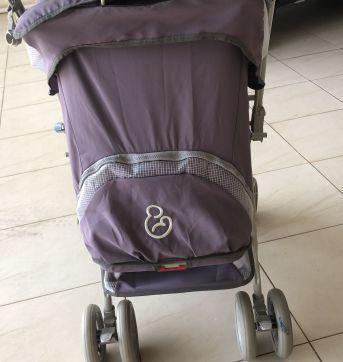 Carrinho bebê galzerano - Sem faixa etaria - Galzerano