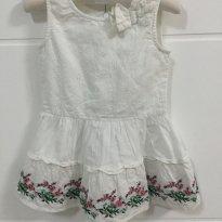 Primavera, vestido maravilhoso - 01 ano - 12 a 18 meses - Marisol