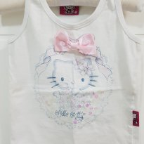 Blusa Hello Kitty - 2 anos - Hello  Kitty