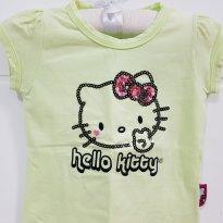 Camiseta Hello Kitty - 02 anos - 2 anos - Hello  Kitty