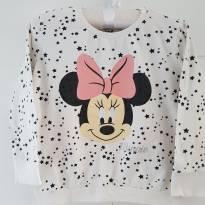 Moletom Minnie para princesas de 02 à 03 anos - 3 anos - Disney