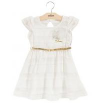 Vestido Champanhe Milon 3 anos - 3 anos - Milon