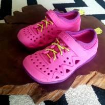 Crocs modelo tênis importado tamanho 25 - 25 - Crocs