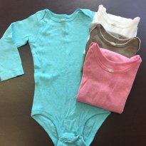 Kit 4 body´s ML - Carter´s - 2 anos - Carter`s