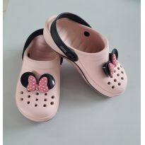 CROCS ROSA MINNIE - 28 - Grendene