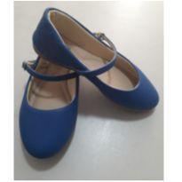 Sapato Klin Princesa  azul