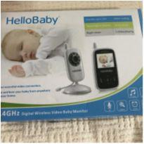 babá eletrônica hello baby