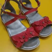 Sandália vermelha - 25 - Diversas