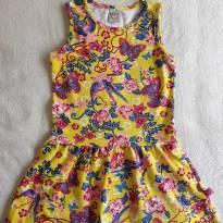 Vestido  Verão - 4 anos - Boca Grande