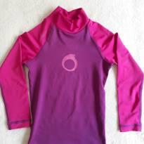 Camiseta manga longa com proteção solar - 3 anos - Oxylane