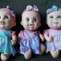 Bonecas tri gêmeas -  - Não informada