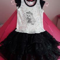 Vestido - 24 a 36 meses - Mini Miss