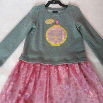 Vestido Inverno - 4 anos - Cynthia Rowley