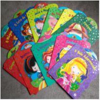 Livros Infantis -  - Não informada