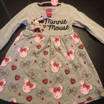 Vestido Minnie - 3 anos - Disney