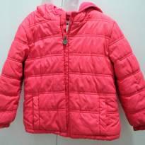 Jaqueta pink - 4 anos - Fuzarka