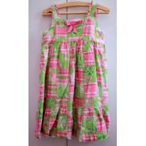 vestido primaveral - 3 anos - Savannah
