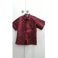 Camisa - 8 anos - Não informada