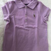 Blusa Polo Ralph Lauren - Tamanho 3 anos - 3 anos - Ralph Lauren