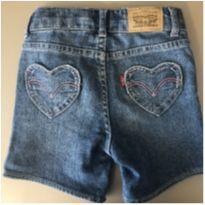 Short jeans Levi's - 4 anos - Levi`s