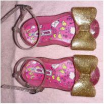 Sandalia de princesa - 18 - Kiko e Kika