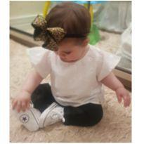 Bata laise - 9 a 12 meses - yoyo Baby