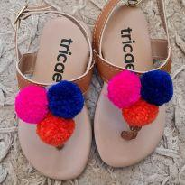 Sandália tricae - 20 - Tricae