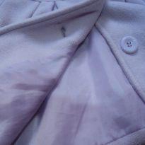 Casaco lilas importado - 9 a 12 meses - Importado