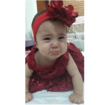 VESTIDO PERFEITO AMERICAN PRINCESS - 18 meses - American Princess