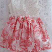 Vestido lindo - 12 a 18 meses - carol & dani