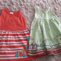 Vestido Brandili e Alakazo - 12 a 18 meses - Alakazoo! e Brandili