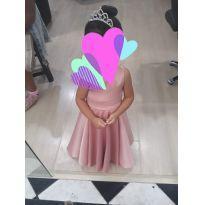 Vestido para dama Rose