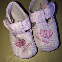 Sapatilha bebê menina fofinha - 14 - Importada