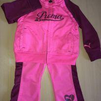 Conjunto Puma para meninas - 1 ano - Puma