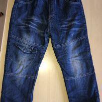 Calça jeans menino suuuuuuuuuper quentinha - 5 anos - Importada