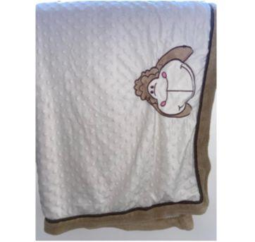 Cobertor dupla face quentinho - Sem faixa etaria - Sem marca
