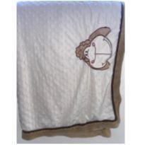 Cobertor dupla face quentinho -  - Sem marca