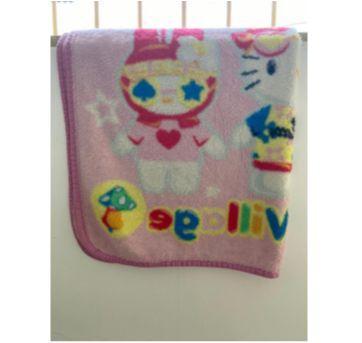 Cobertor importado Hello Kitty - Sem faixa etaria - Importado