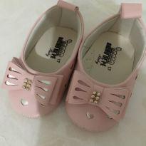 Sapatinho rosa - 01 - Sem marca