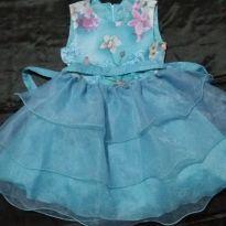 Vestido de festa - 6 anos - Fruto da Imaginação