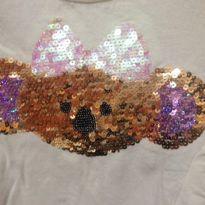 Camiseta manga longa Lilica Ripilica - 6 anos - Lilica Ripilica