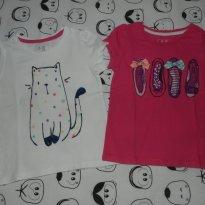Kit Tshirts Gap - 3 anos - Baby Gap