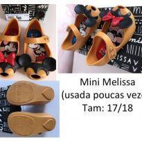 Mini Melissa Ultragirl Caramelo Mickey/Minnie - 17 - Melissa